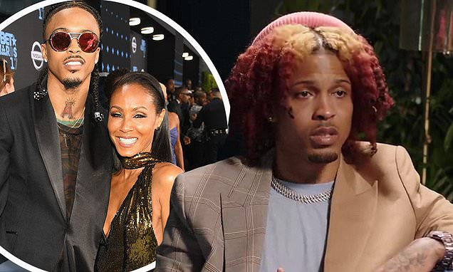 Jada Pinkett Smith's ex August Alsina 'held back and could have said so much more' about affair