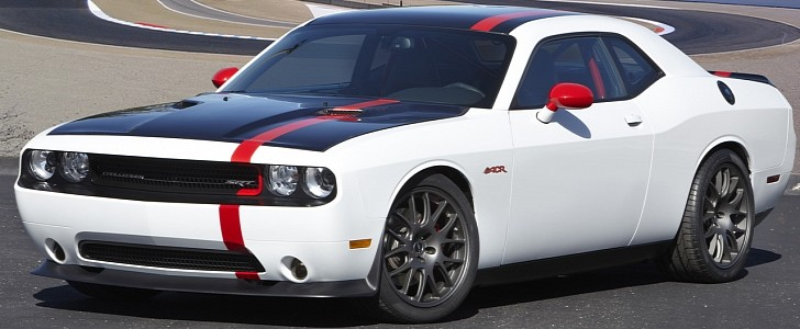 2021 Dodge Challenger ACR Won't Happen After All, Blame Weight and Physics