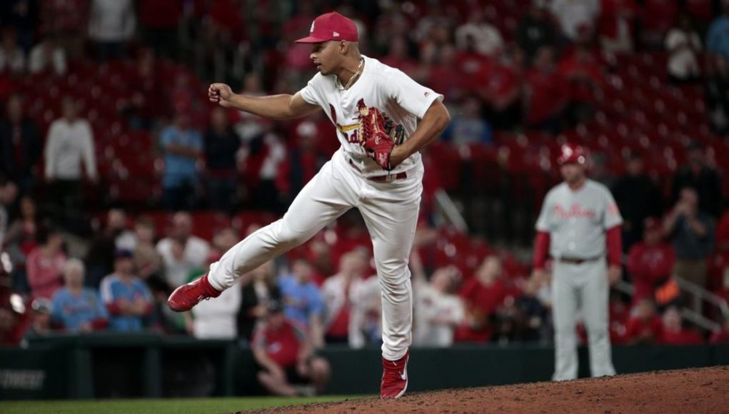Cardinals, Hicks reached conclusion that it's best for closer to opt out for 2020