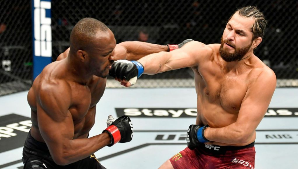 Jorge Masvidal wants immediate rematch with Kamaru Usman