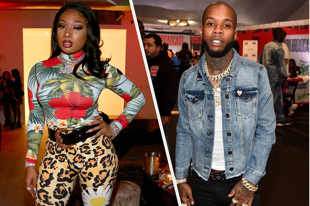 Megan Thee Stallion Said She Was Shot In The Foot The Same Night Tory Lanez Was Arrested