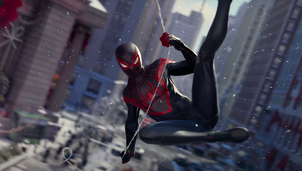 Spider-Man: Miles Morales Features Optional 4K/60FPS Performance Mode
