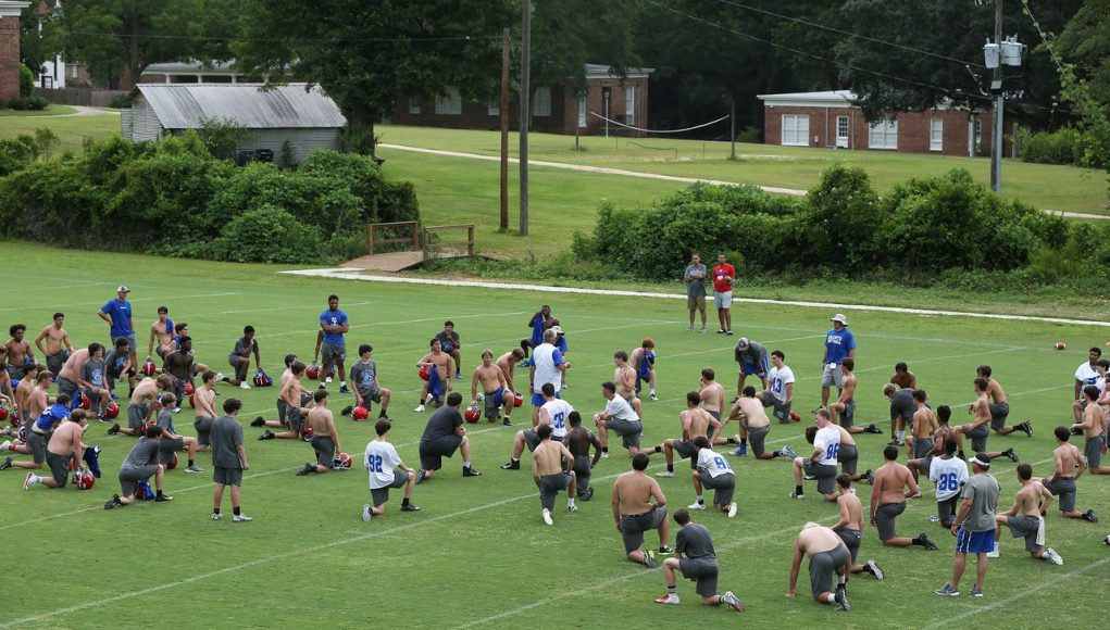 AHSAA approves plan to start Alabama HS football on time next month