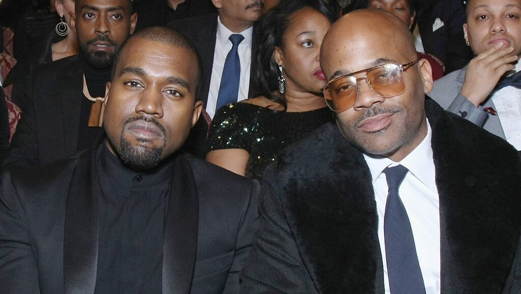 Damon Dash: If Kanye West is crazy, 'I'd like to lose my mind like that'