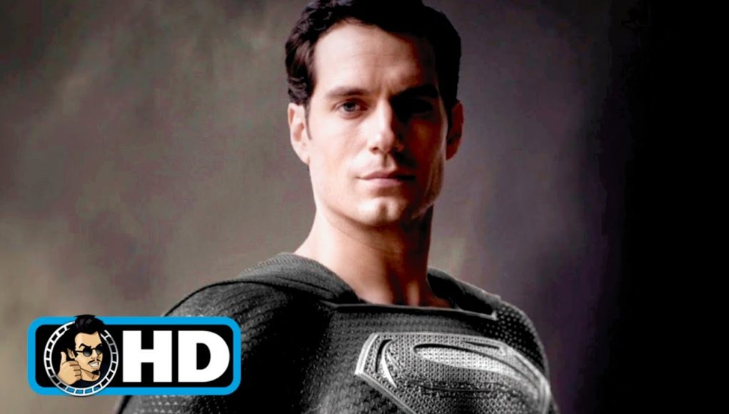 "JUSTICE LEAGUE: THE SNYDER CUT ""Black Suit Superman"" Clip (2021)"