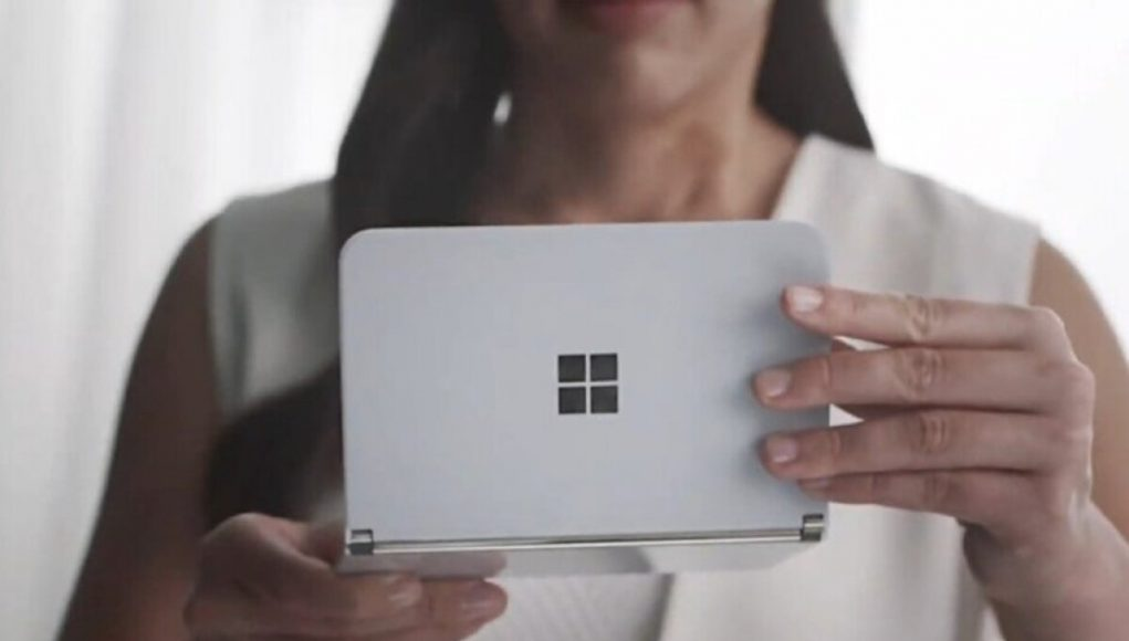 """See the Surface Duo in action (sort of) on YouTube series """"The Shiproom"""""""