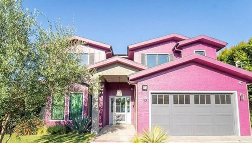 Bella Thorne Lists Hot-Pink House for $2.55 Million
