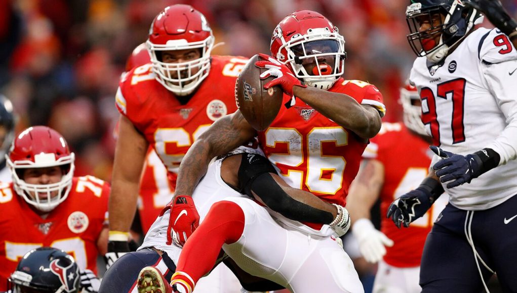 Chiefs star running back opts out of 2020 NFL season