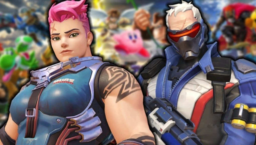 Blizzard Comments on Overwatch Characters Coming to Super Smash Bros. Ultimate as DLC