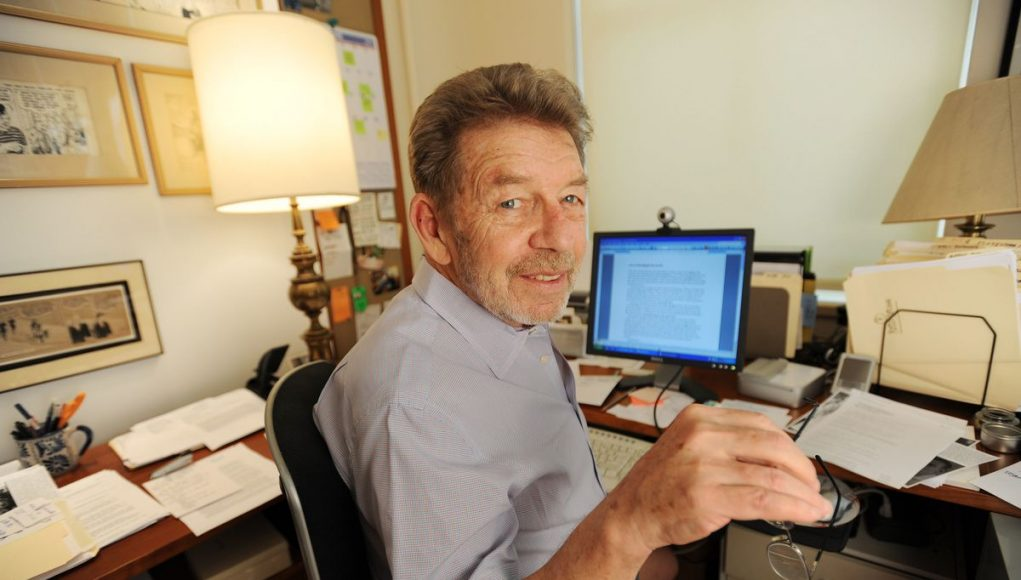 Legendary writer Pete Hamill dead at 85 after fall