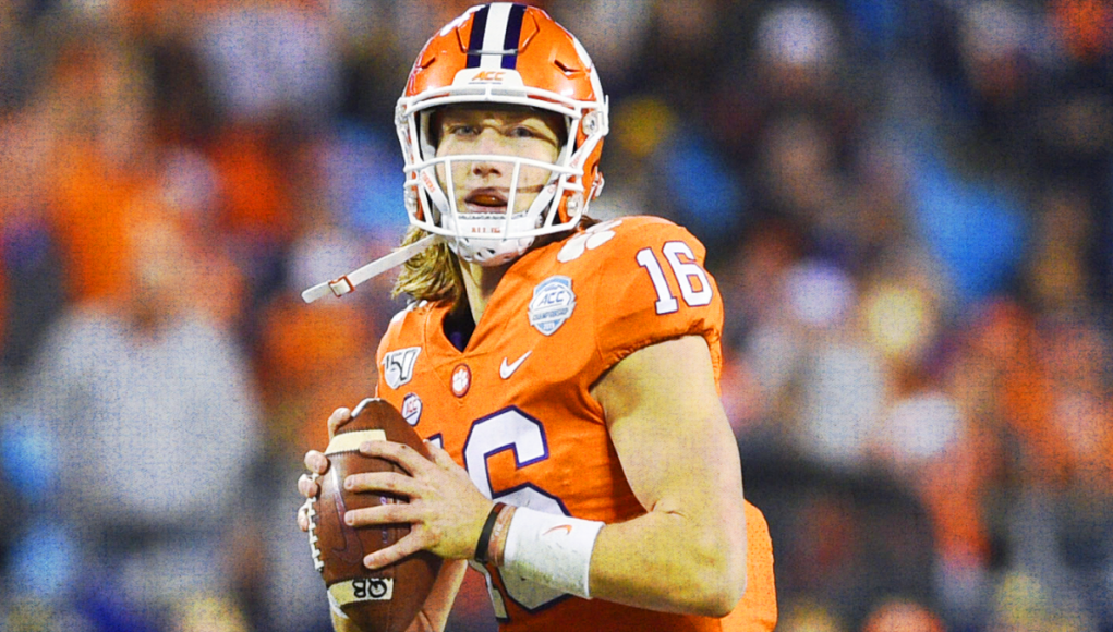 Trevor Lawrence leads college football players in speaking out to save 2020 season amid coronavirus concerns