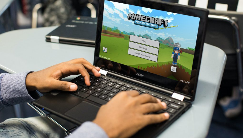 Minecraft: Education Edition is available on Chromebooks just in time for the school year