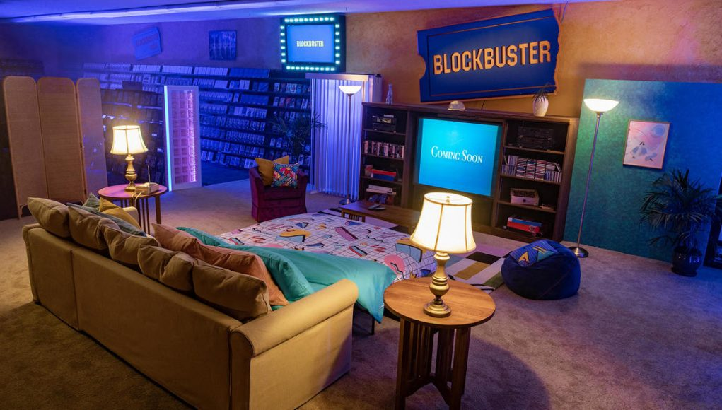 The last Blockbuster in the world will soon be available to rent on Airbnb — for just $4 a night