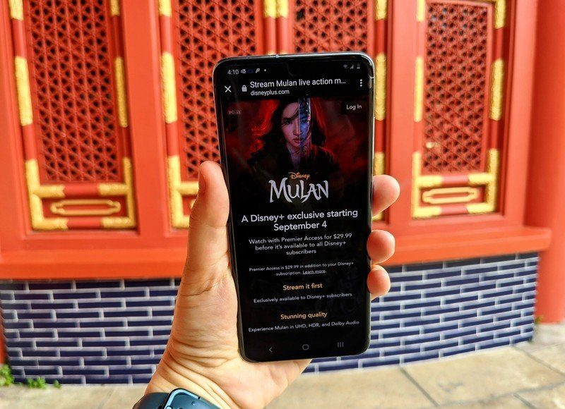 Mulan's Premier Access on Disney+ is a much better deal than it looks
