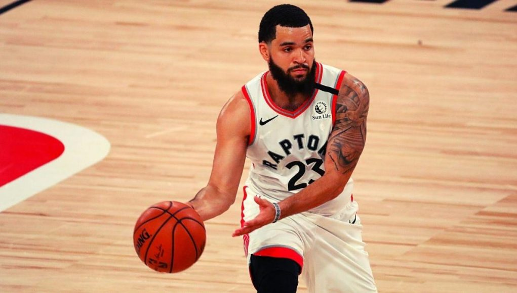 Raptors vs. Nets score, takeaways: Fred VanVleet erupts for 30 points to lead Toronto to victory in Game 1