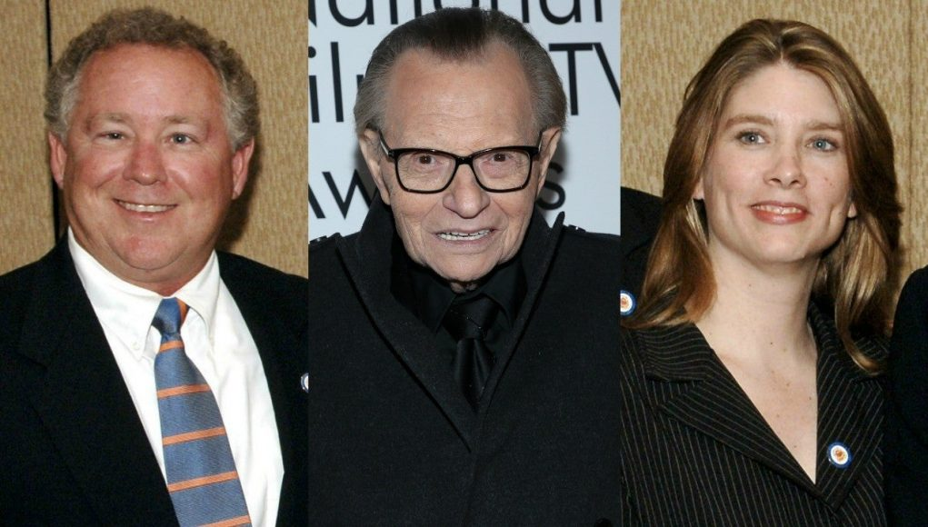 Larry King Breaks His Silence After Son and Daughter's Deaths