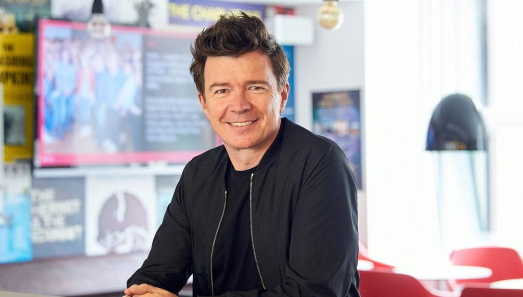 Rick Astley Takes on Post Malone's 'Better Now' With Acoustic Cover