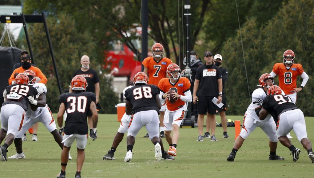 5 Takeaways from Bengals' second intrasquad scrimmage