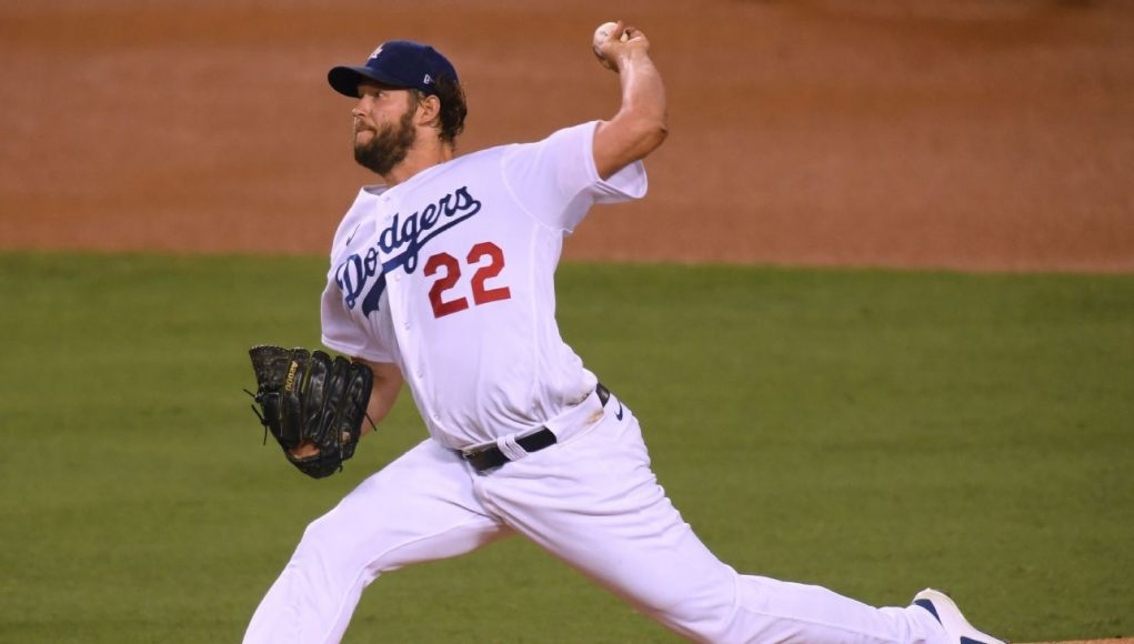 Los Angeles Dodgers' Clayton Kershaw records 2,500th career strikeout