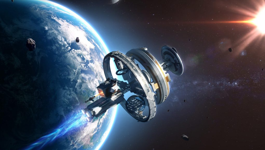 Ubisoft VR space game AGOS looks awfully familiar, from Watch Dogs 2