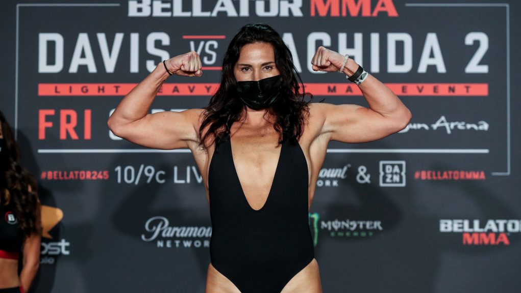 Bellator 245 results: Cat Zingano dominates Gabrielle Holliday in promotional debut