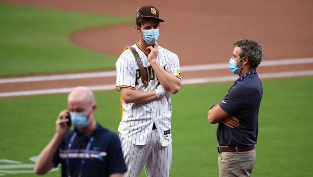Friday and Saturday's Giants-Padres games postponed after positive COVID-19 test within Giants organization