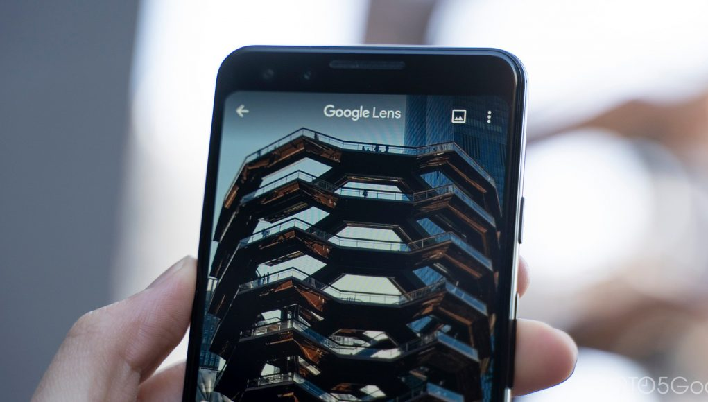 Google Lens UI redesign inspired by Pixel Camera app rolling out [Gallery]