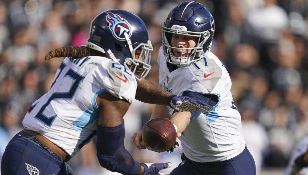 Broncos vs. Titans score: Live updates, game stats, highlights for 'Monday Night Football'