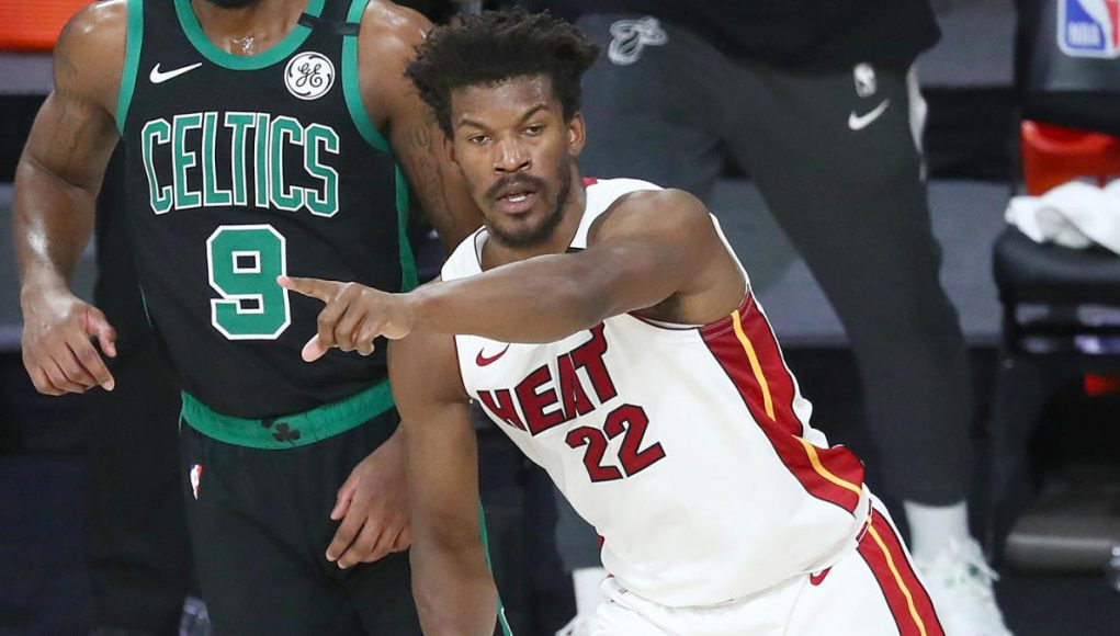 Heat vs. Celtics score, takeaways: Miami finishes off comeback with overtime win against Boston in Game 1