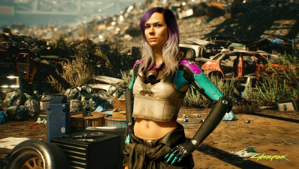Alanah Pearce is the Latest Internet Celeb to Have a Cameo in Cyberpunk 2077