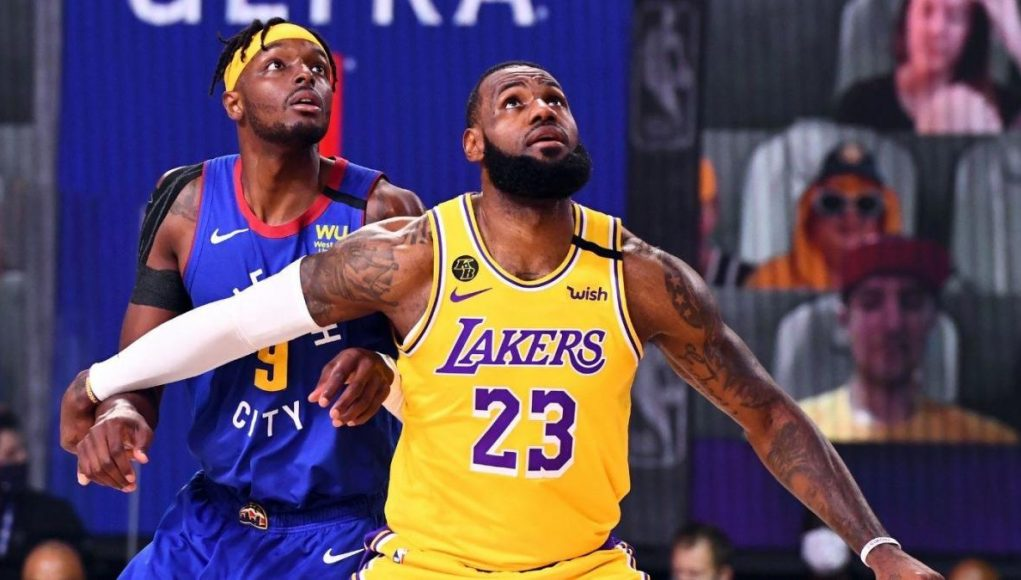 Nuggets vs. Lakers score, takeaways: LeBron James, Anthony Davis dominate paint; L.A. role players step up