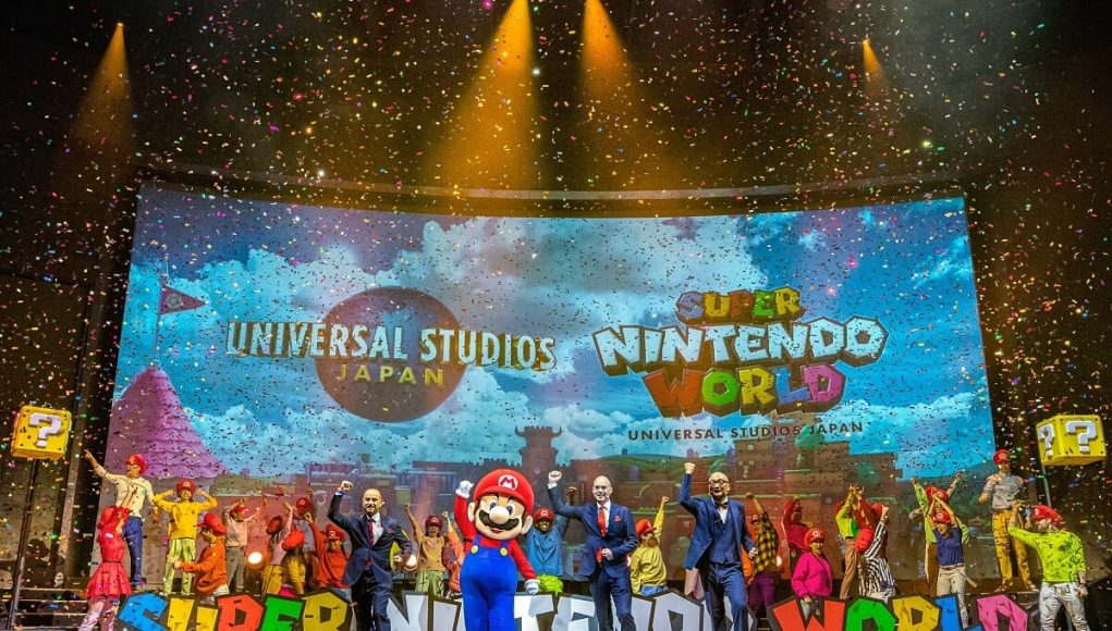 """Super Nintendo World at Universal Studios Japan Now Delayed Until """"Early Next Year"""""""