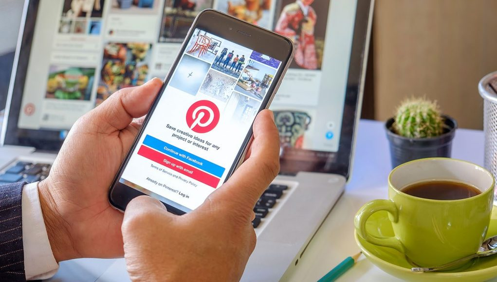 iOS 14 widgets leads Pinterest to break its daily App Store download record