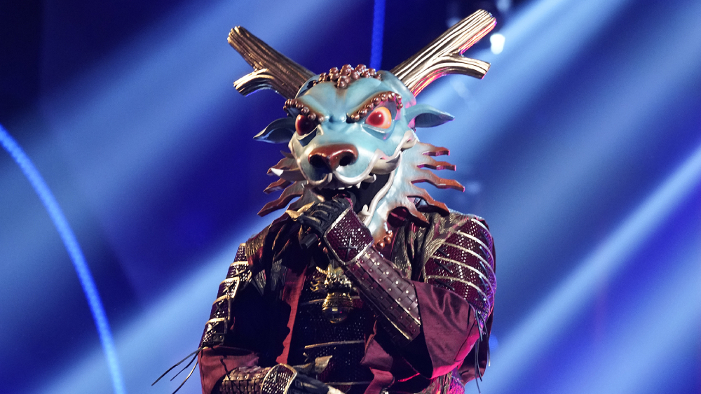 'The Masked Singer' Premiere Reveals the Identity of the Dragon: Here's the Star Under the Mask