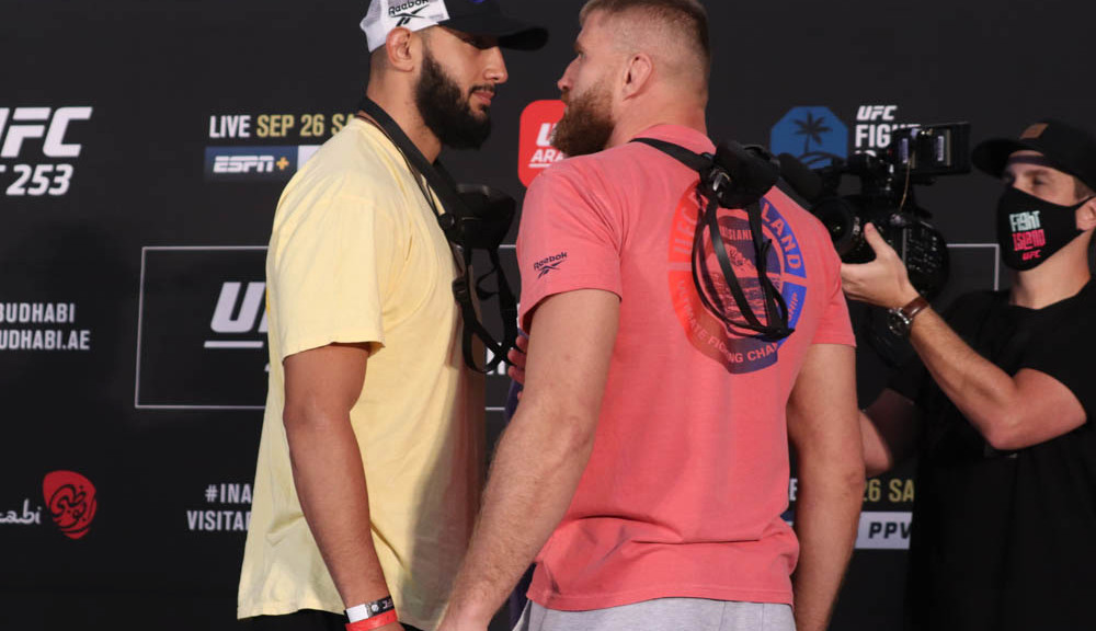 UFC 253: Twitter reacts to Jan Blachowicz's TKO of Dominick Reyes