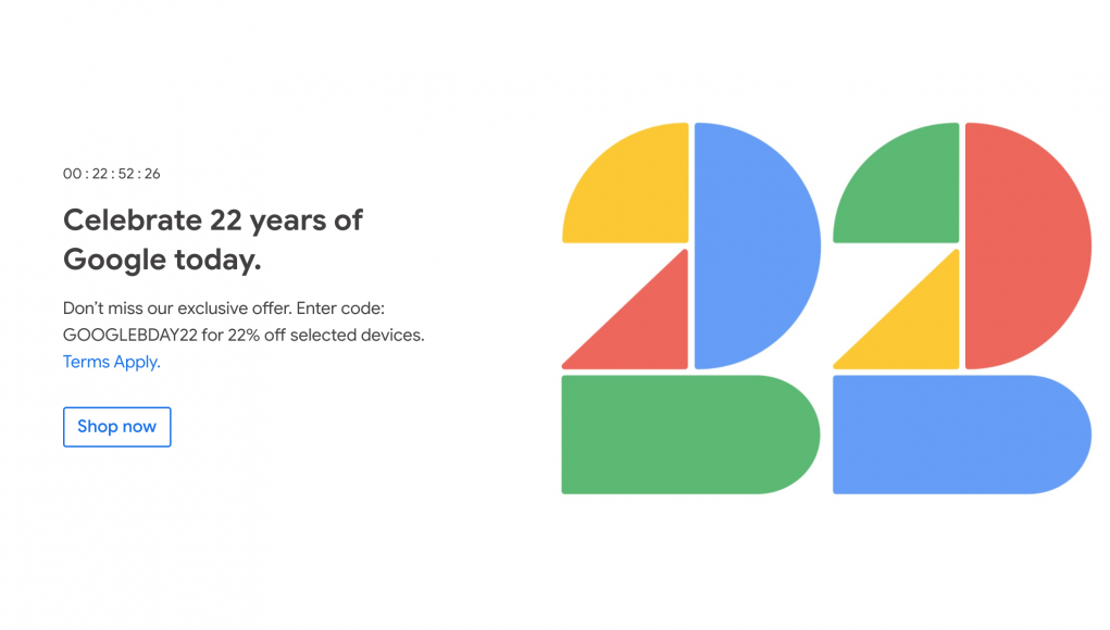 Google Store marks company birthday w/ 22% off Nest Wifi, Hubs, Cams, and Stadia in Europe [Updated]